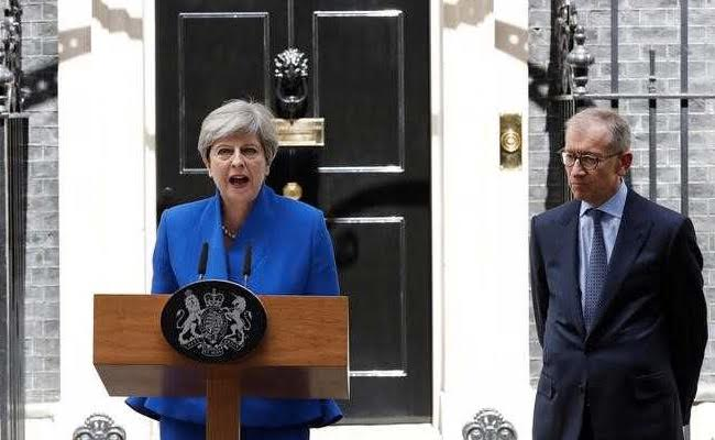 May to form government with help of Democratic Unionist party