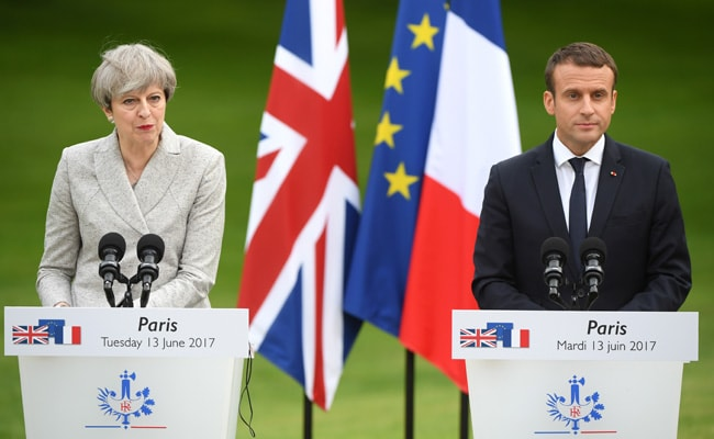 France And Britain Announce Anti-Terror Action Plan