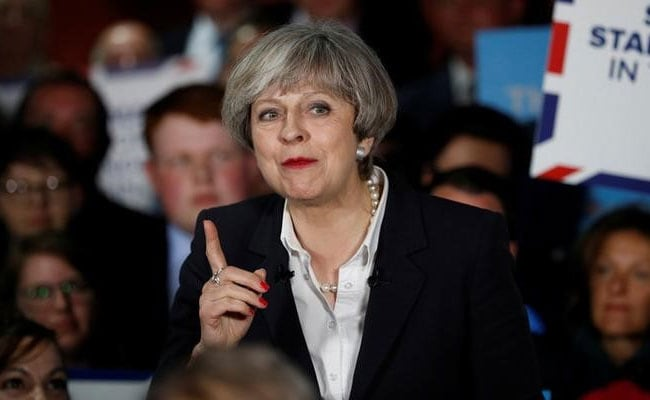 2 Days Ahead Of UK Election, PM Theresa May's Record On Security In Focus After Attack