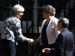 UK PM Theresa May Secures Majority By Striking Deal With Party From Northern Ireland