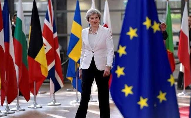 European Union Braces For Brexit Talks Collapse As Theresa May Falters