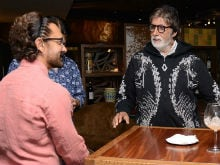 What Amitabh Bachchan And Aamir Khan Do When Not Shooting For <I>Thugs Of Hindostan</i> In Malta