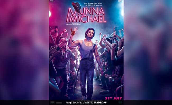 टाइगर श्रॉफ ने दिखाया Munna Michael का स्टाइल, सोशल मीडिया पर छाया पोस्टर