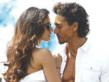 Confirmed. Disha Patani Is Tiger Shroff's Co-Star In Baaghi 2