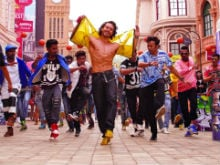 Seen Tiger Shroff's First Look In <i>Munna Michael</i> Song <i>Ding Dang</i>?