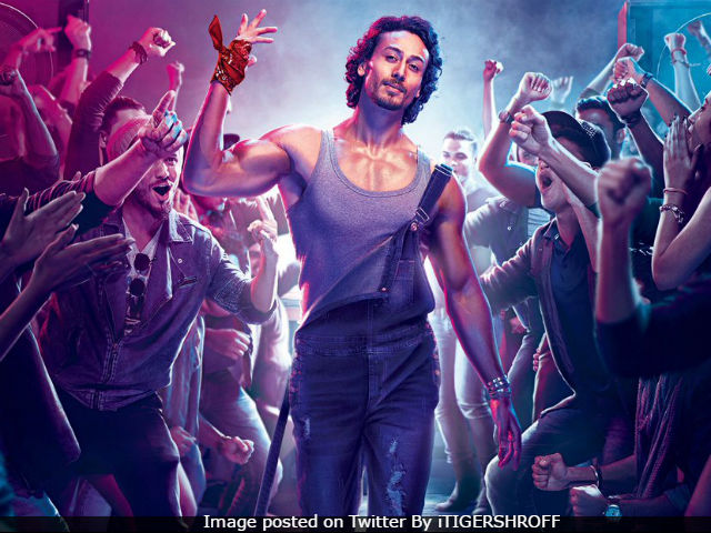 Tiger Shroff shares first look of 'Munna Michael'