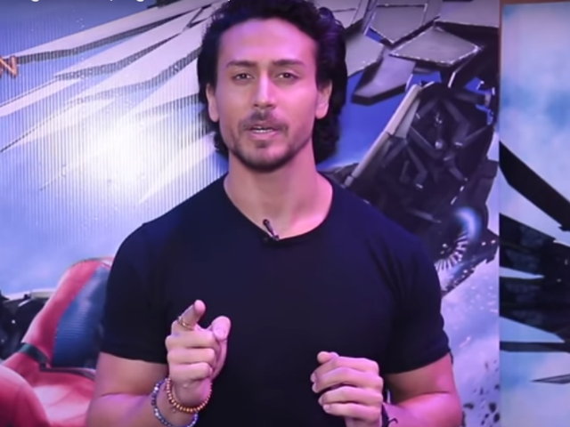 Tiger Shroff Is Spider-Man's Voice In Hindi Dub Of Homecoming