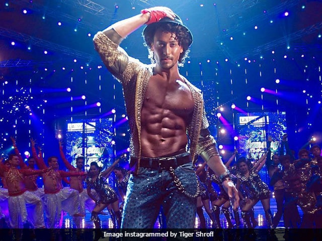Tiger Shroff Heralds Munna Michael Trailer With This Still