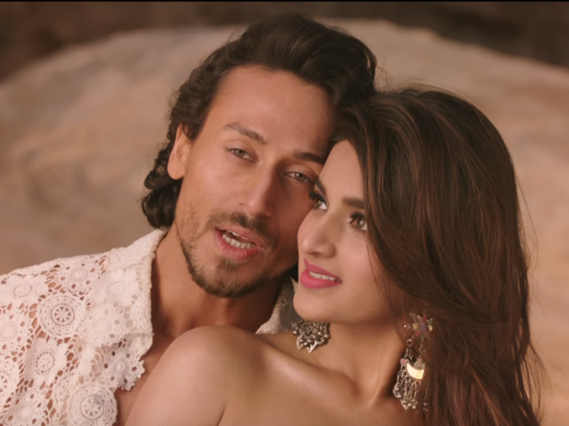 Munna Michael's Pyar Ho: Tiger Shroff's Chemistry With Nidhhi Agerwal Is Unmissable