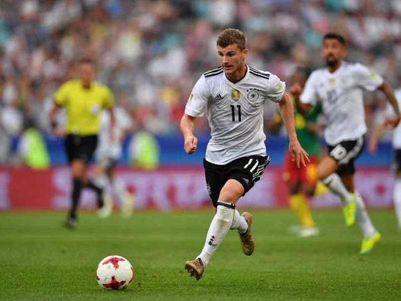Timo Werner Brace Fires Germany Into Semis Against Mexico