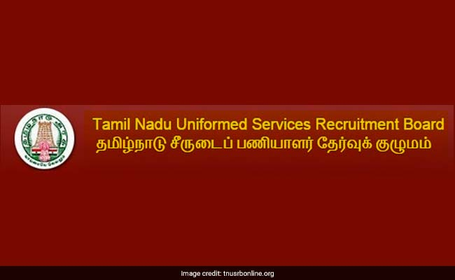 TNUSRB Common Recruitment 2017: Written Exam In March, Check Details