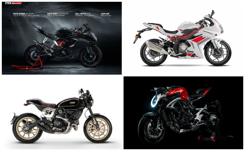 The upcoming bikes of 2017 include middleweight offerings, updated models and all-new superbikes