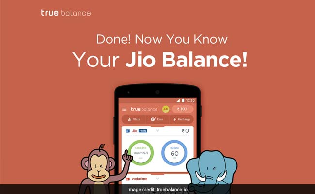For Checking Jio Balance, A New Service Launched