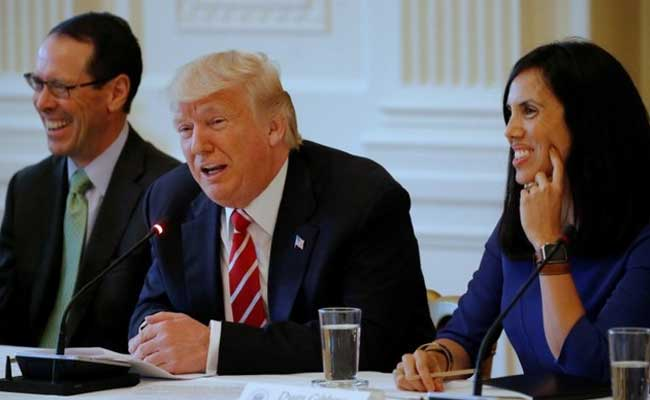 Donald Trump Meets Wireless, Drone Executives On New Technologies