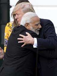 Opinion: What Followed After Modi-Trump Hug Was Net Win For India