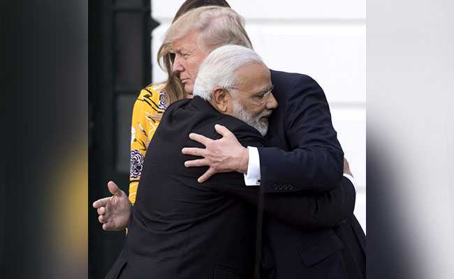 Donald Trump 'Looking Forward' To Visit India, Says US Official