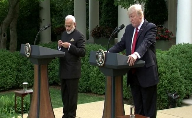 Donald Trump Praises India's Growth Story, PM Modi At APEC Summit
