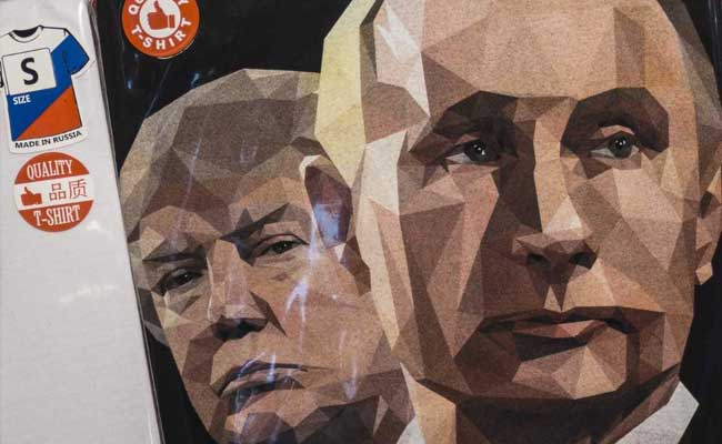 Their Fortunes Enmeshed, Donald Trump And Vladimir Putin To Hold First Meeting Next Week