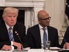 """Trump Asked Aide To """"Screw Amazon Out"""" Of Defence Contract: Report"""