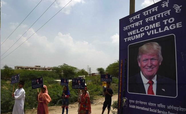 'Trump Village' Unveiled In India Ahead Of PM Narendra Modi's US Visit