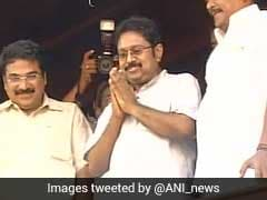 TTV Dinakaran Back In Chennai, Could Give Chief Minister Sleepless Nights