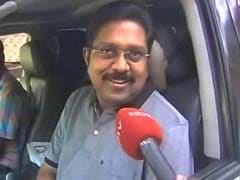 """People Of RK Nagar Have Elected Amma's Successor,"" Says TTV Dhinakaran"