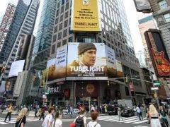 Salman Khan's <i>Tubelight</i> Lights Up New York City's Times Square