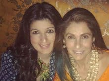 To Dimple Kapadia On Her 60th Birthday, With Love From Daughter Twinkle Khanna