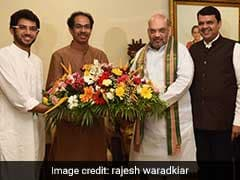 On President Poll, Uddhav Thackeray Rejects Amit Shah Proposal: Sources