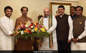 Hours Before No-Trust Vote, Government Gets Sena On Board: 10 Points