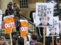 In Shadow Of Deadly Attacks, British Election Campaign Resumes