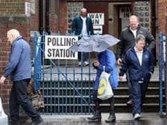 Britain's Ruling Conservative Party Set For Majority: Election Exit Poll