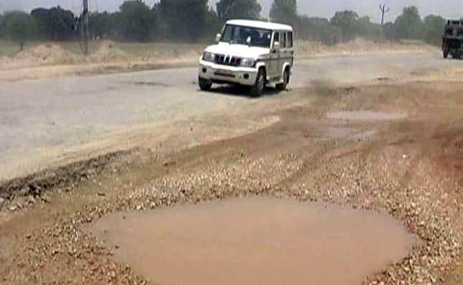 Pothole-Free Roads By June 15, Promised Yogi Adityanath. A Reality Check