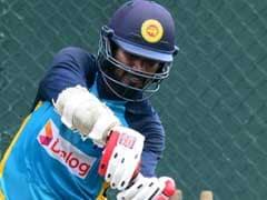 चैंपियंस ट्रॉफी : धीमे ओवर रेट के कारण श्रीलंका के उपुल थरंगा पर लगा दो मैचों का प्रतिबंध