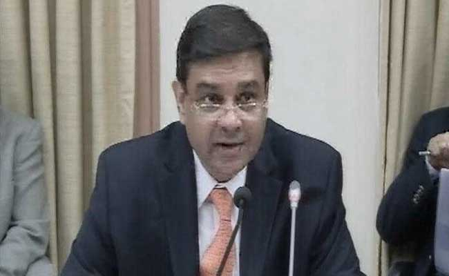 Urjit Patel said GST will also reduce many inefficiencies within the states while moving goods.