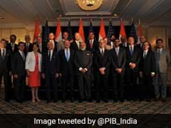 PM Modi Meets US CEOs, Says India's Growth A Win-Win For Ties: 10 Facts