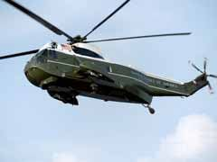 "US Military Helicopter Destroyed In Afghanistan ""Hard Landing"""