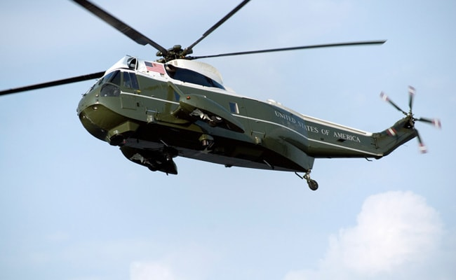 Seven US Military Personnel Killed In Iraq Helicopter Crash
