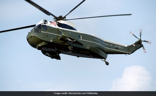 Iranian Navy Points Laser At US Marine Helicopter In Spat Involving Ships