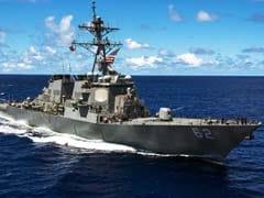 US Navy Destroyer, Philippine Vessel Collide Off Japan: Navy
