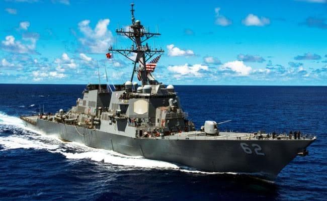 US Warship Violated South China Sea Sovereignty, Says China