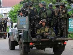 Philippines Says US Troops On The Ground Near Besieged Marawi City