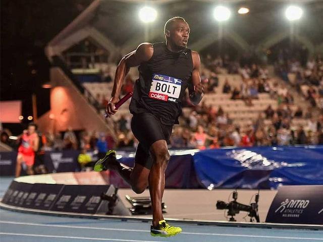 Usain Bolt Plans Big Bash For His Jamaican Farewell