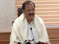 Veep Choice Venkaiah Naidu Wept Inconsolably Over Quitting 'Mother' BJP