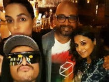 Ever Seen Vidya Balan Partying? Pics Here