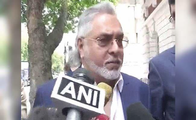 'Keep Dreaming About Billions Of Pounds': Vijay Mallya Outside UK Court