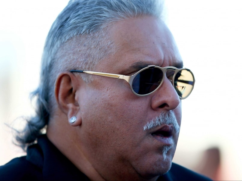 Vijay Mallya's F1 Team May Drop 'India' From Force India