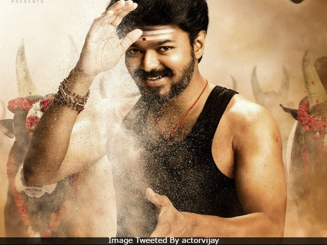 Trending: Vijay Reveals First Look, Title Of His Next Film