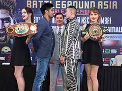 Vijender Singh To Take On Chinese Zulpikar Maimaitiali On August 5