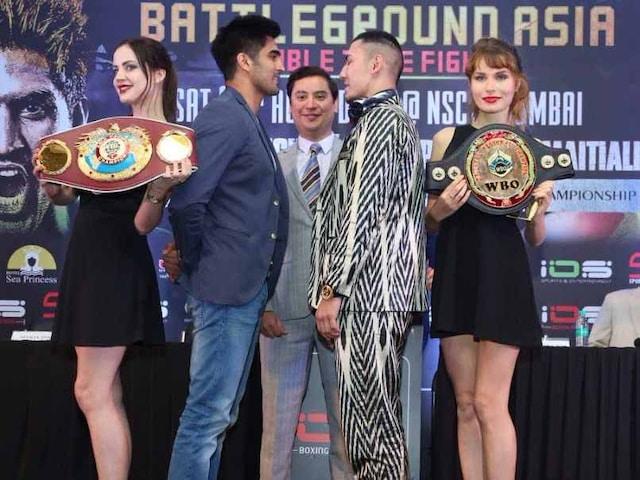 Chinese Items Dont Last Too Long, Says Vijender Singh On His Next Bout